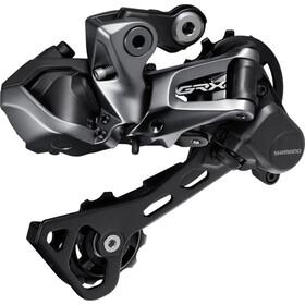 Shimano GRX Di2 RD-RX817 Deragliatore posteriore 11 velocità Direct Mount, nero